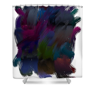Splash N Dash - Shower Curtain