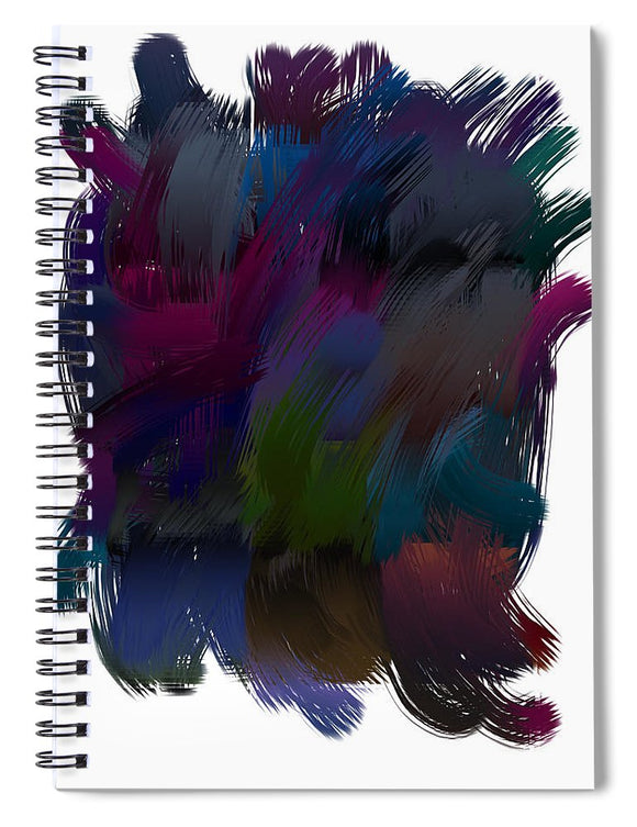 Splash N Dash - Spiral Notebook