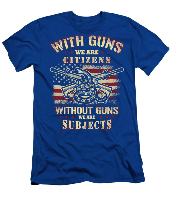 We Are Citizens - T-Shirt - .223 Digital Art
