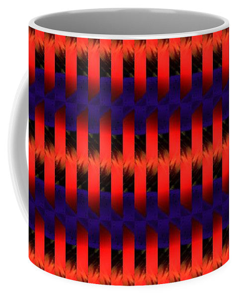 Weave - Mug - .223 Digital Art