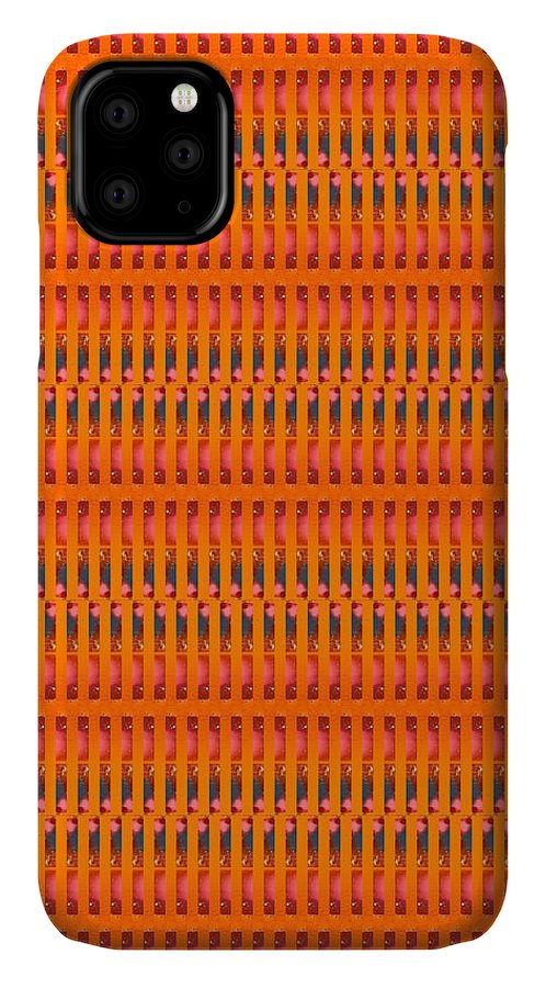 Cell Phone Case Protector | Woven Design - .223 Digital Art