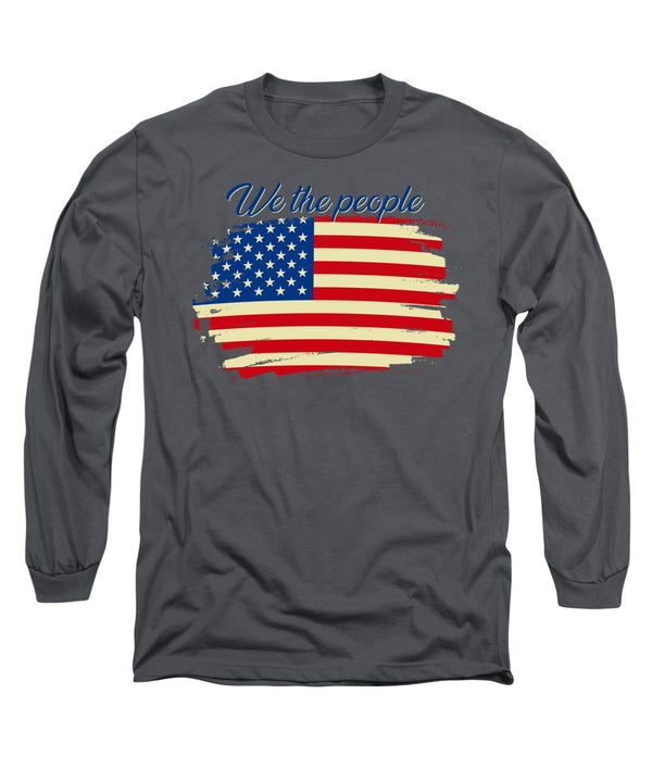 WTP - Long Sleeve T-Shirt - .223 Digital Art