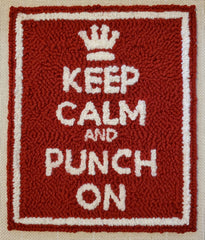 Keep Calm and Punch On!