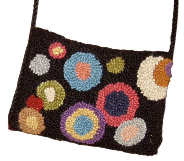 Purse punched by Sandi Tundel of Eagle Creek Quilt Shop, Shakopee, Minnasota.