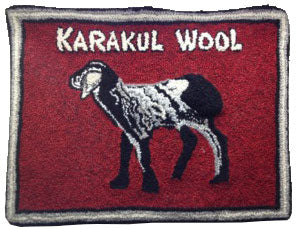 Karakul Wool Pillow