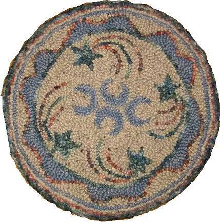 Moon and Stars Chairpad