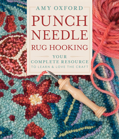 New! Punch Needle Rug Hooking