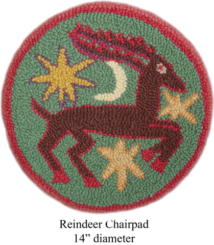 Reindeer Chairpad