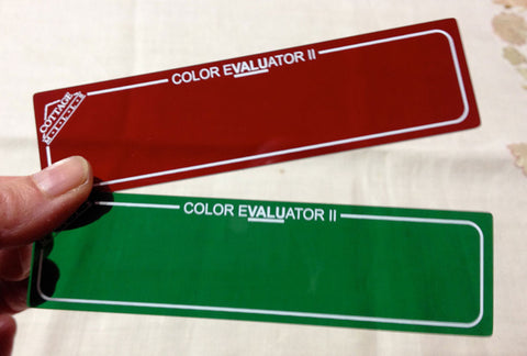 Color Evaluators