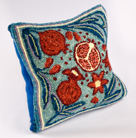 Pomegranate Hand Dyed Pillow Pack