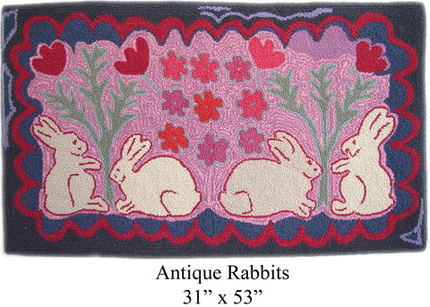 Antique Rabbits