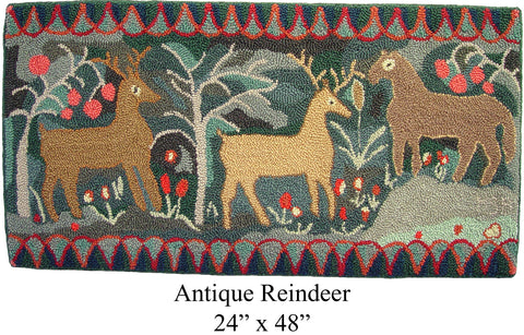 Antique Reindeer
