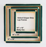 Square Oxford Gripper Strip Frames