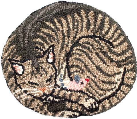 Tabby Cat Chairpad