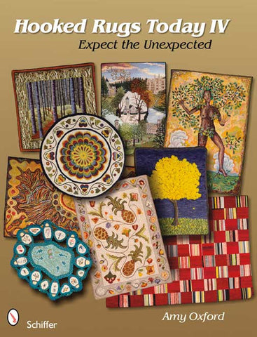 Hooked Rugs Today IV: Expect the Unexpected