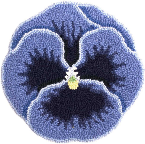 Pansy Chairpad Pattern