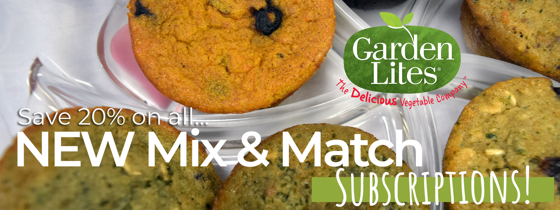 Garden Lites Mix & Match Subscriptions!