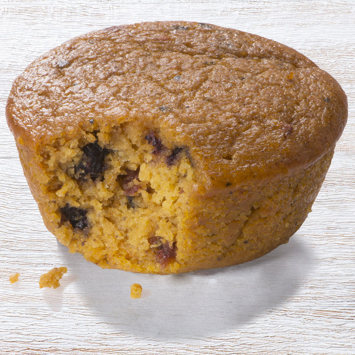 Carrot Berry Muffins