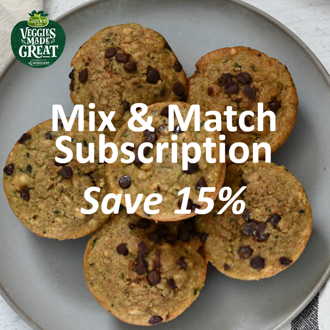 Mix & Match Subscription - Veggies Made Great