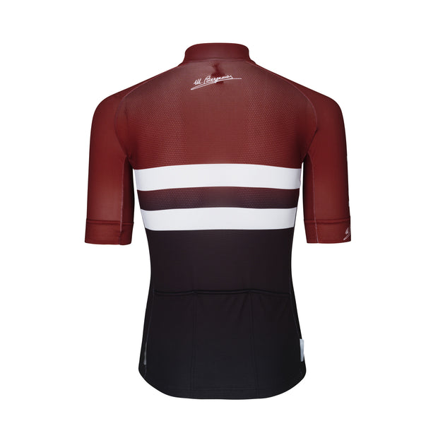 77MB COMO KORT TRIKOT - DARK RED