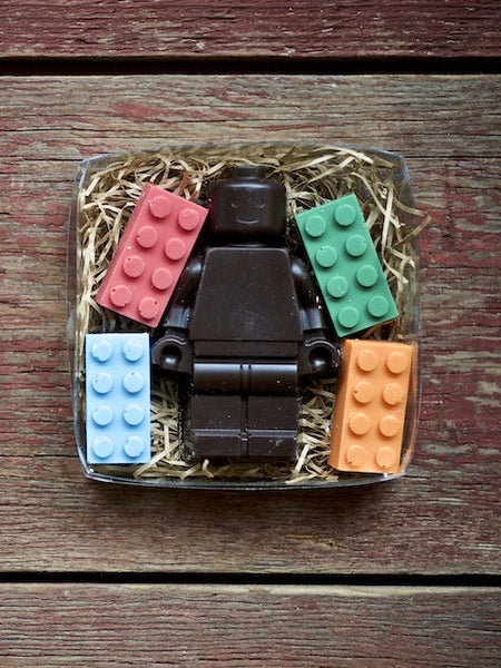 Chocolate Block Men