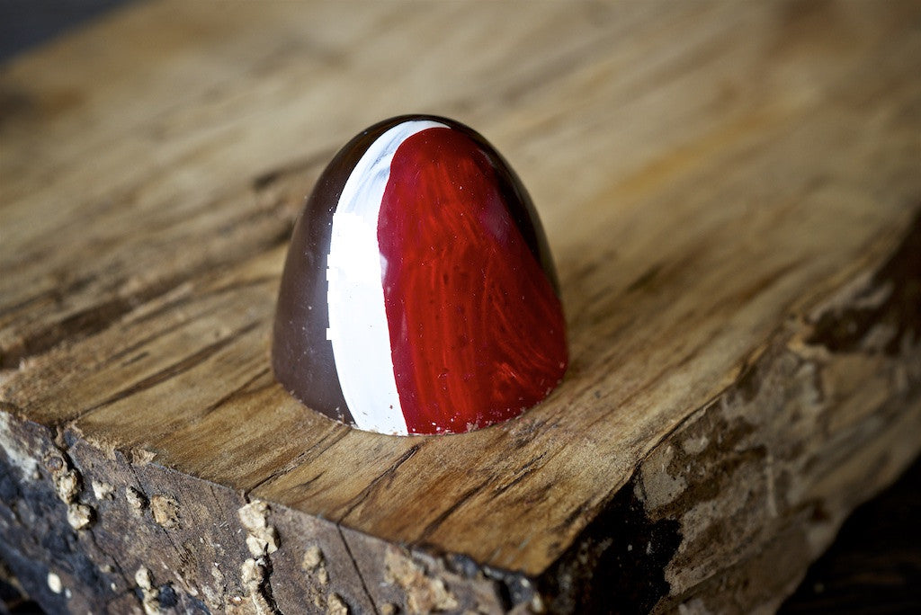 Peppermint Dark Chocolate Truffle
