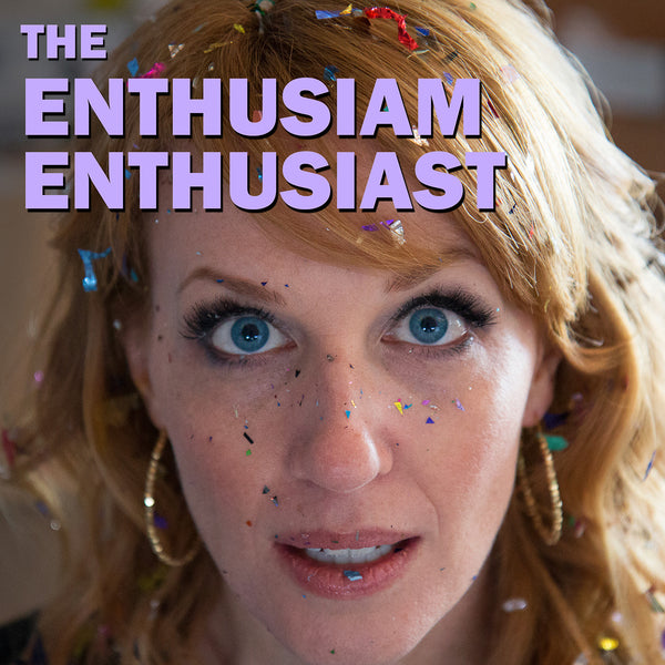Bursting The Bubble - Guest Blog by Katie F. Ward, the Enthusiasm Enthusiast