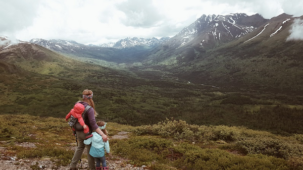 Why It's Important to get our Girls Outdoors - Guest Blog by Sarah from North Country Littles