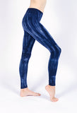 Isla Legging in Indigo Dreams