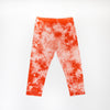 Mackenzie Legging in Coral Clouds