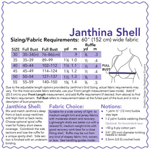 1002 THE SHELLS - JANTHINA, MITER, PIPI, SCALLOP (PRINTED)
