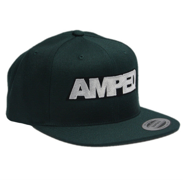 Power Snapback in Spruce