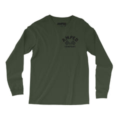 Moto Life Long Sleeve / Army