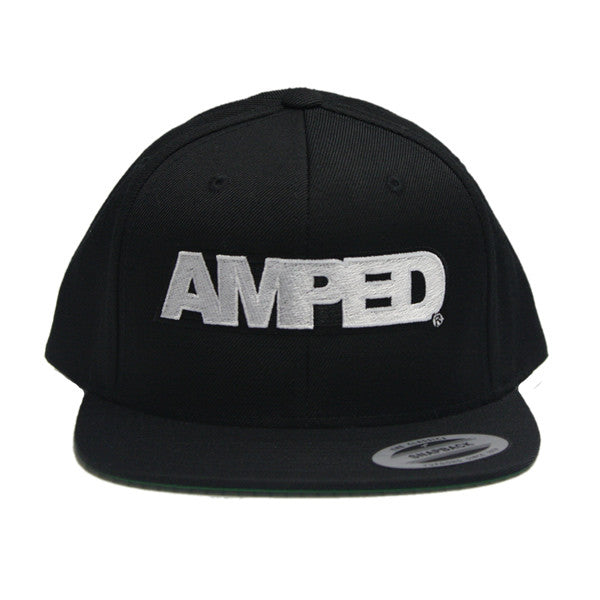 Power Snapback in Black
