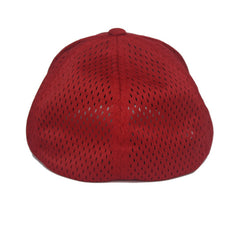 Power Athletic Mesh Stretch Fit in Red
