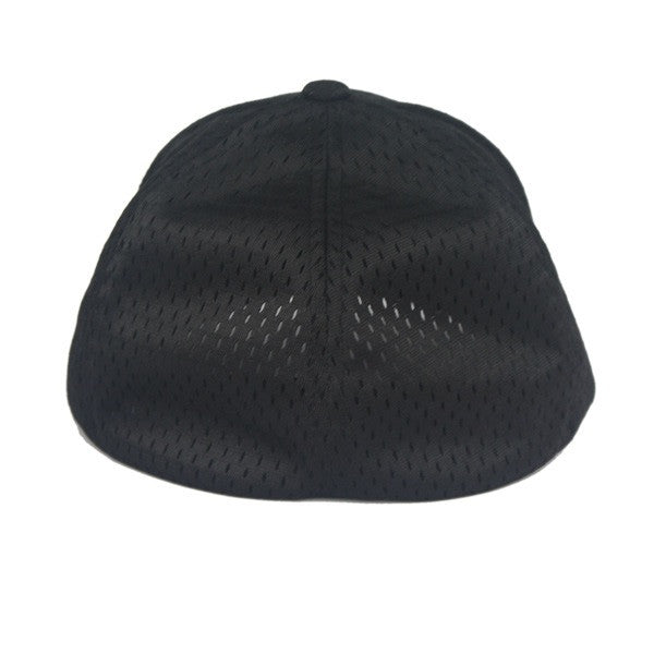 Power Athletic Mesh Stretch Fit in Black