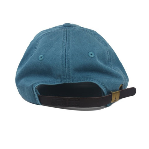 Micro Icon Strapback in Teal