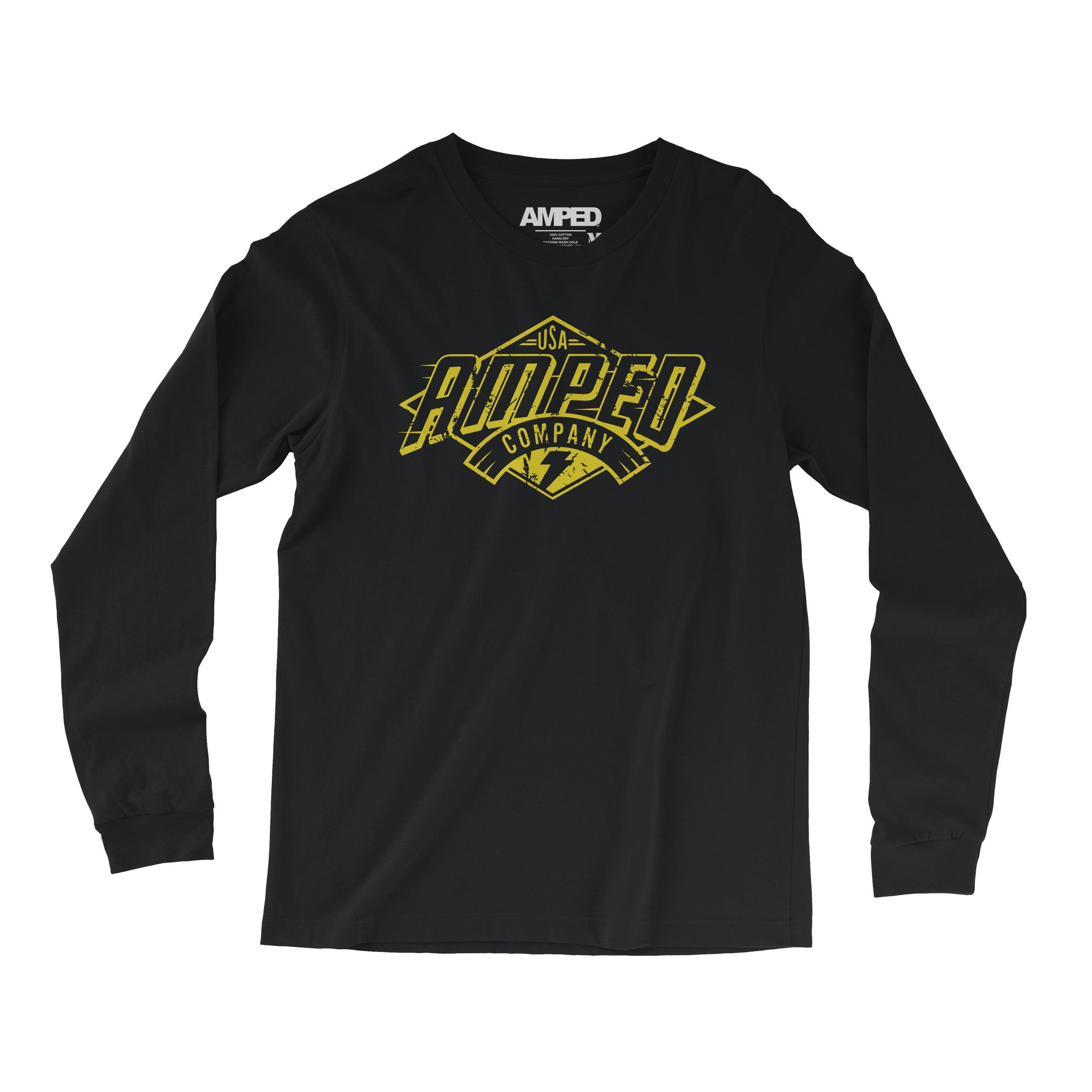 Standard Long Sleeve / Black