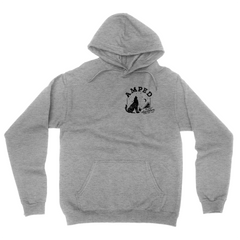 Adventure Hoodie / Heather Grey