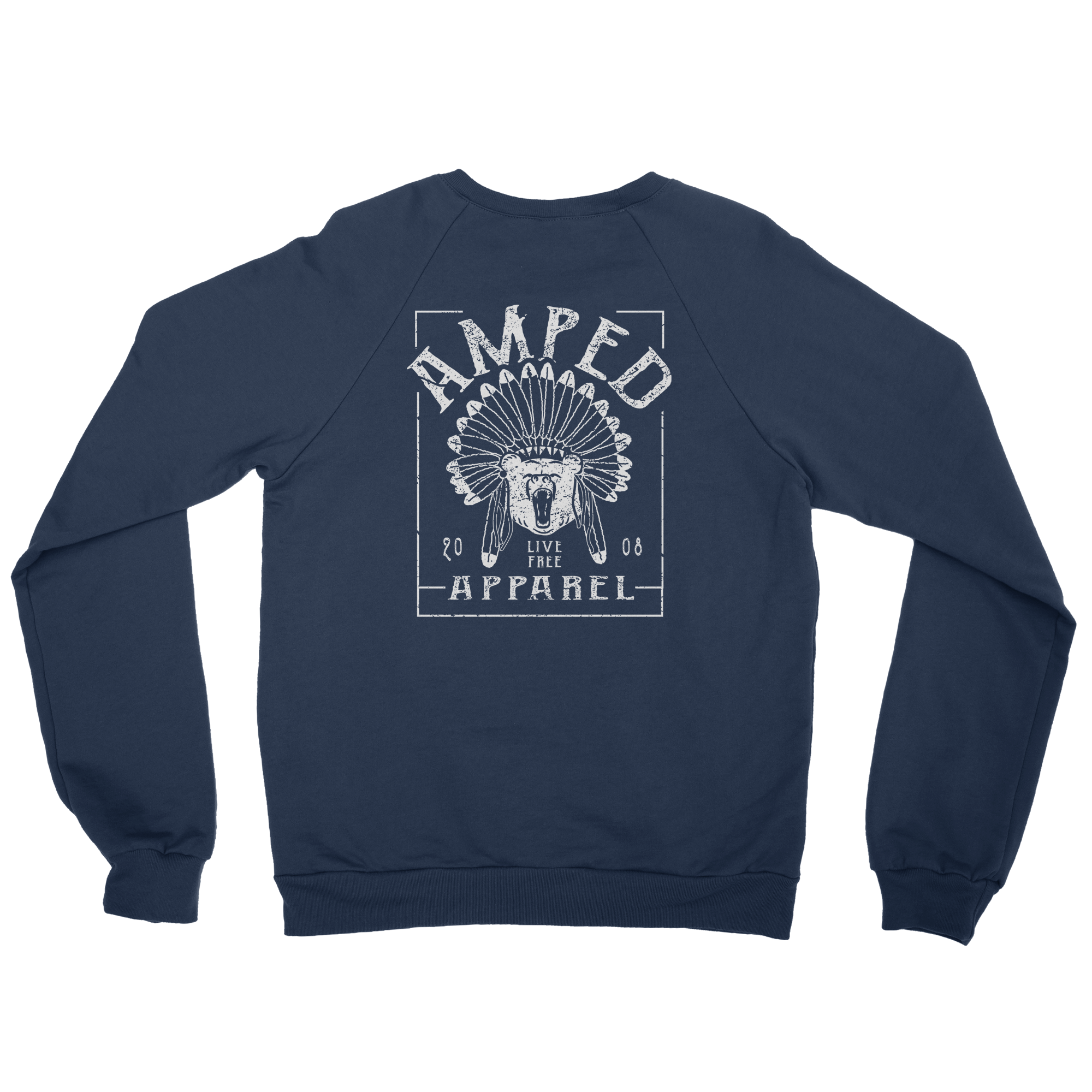 Oxford Crewneck / Navy