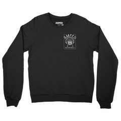 Oxford Crewneck / Black