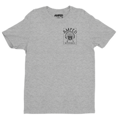 Oxford Tee / Heather Grey
