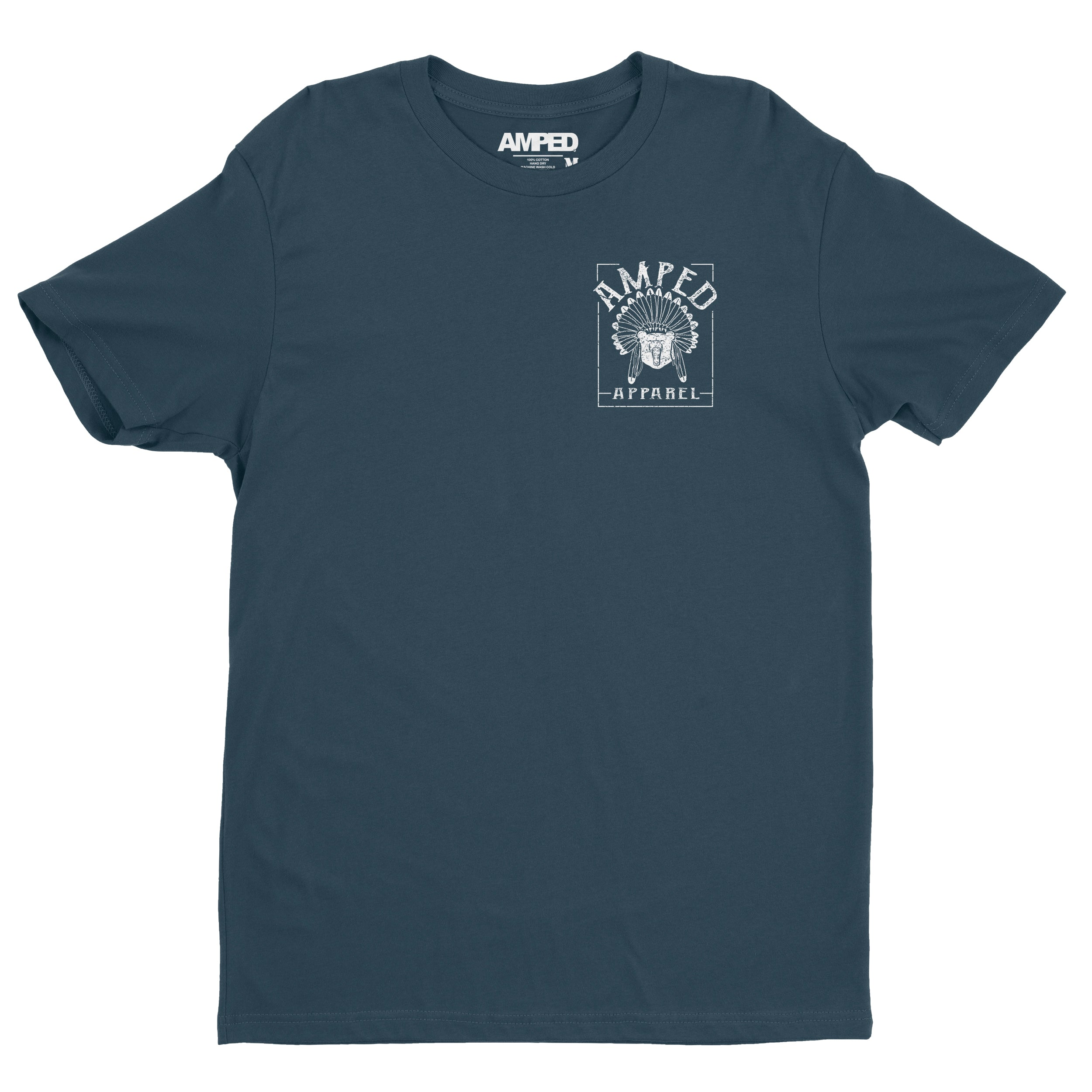 Oxford Tee / Indigo