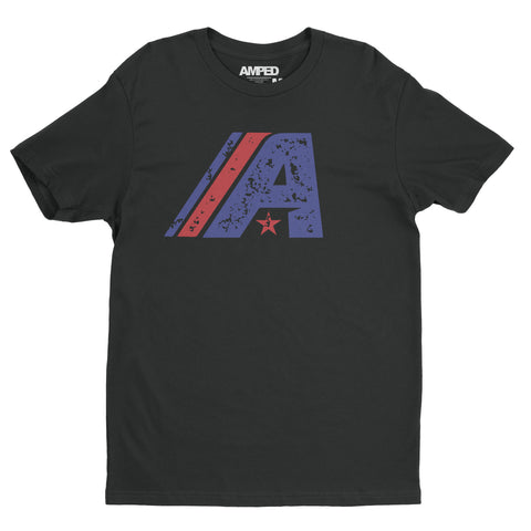 Patriot Tee / Black