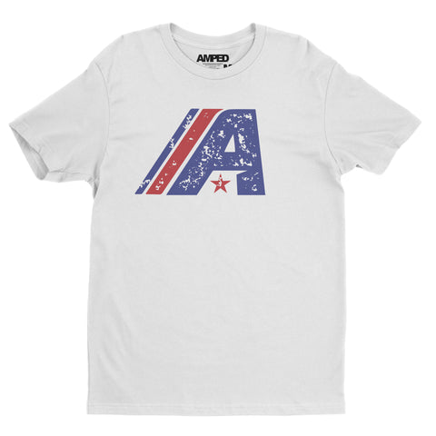 Patriot Tee / White