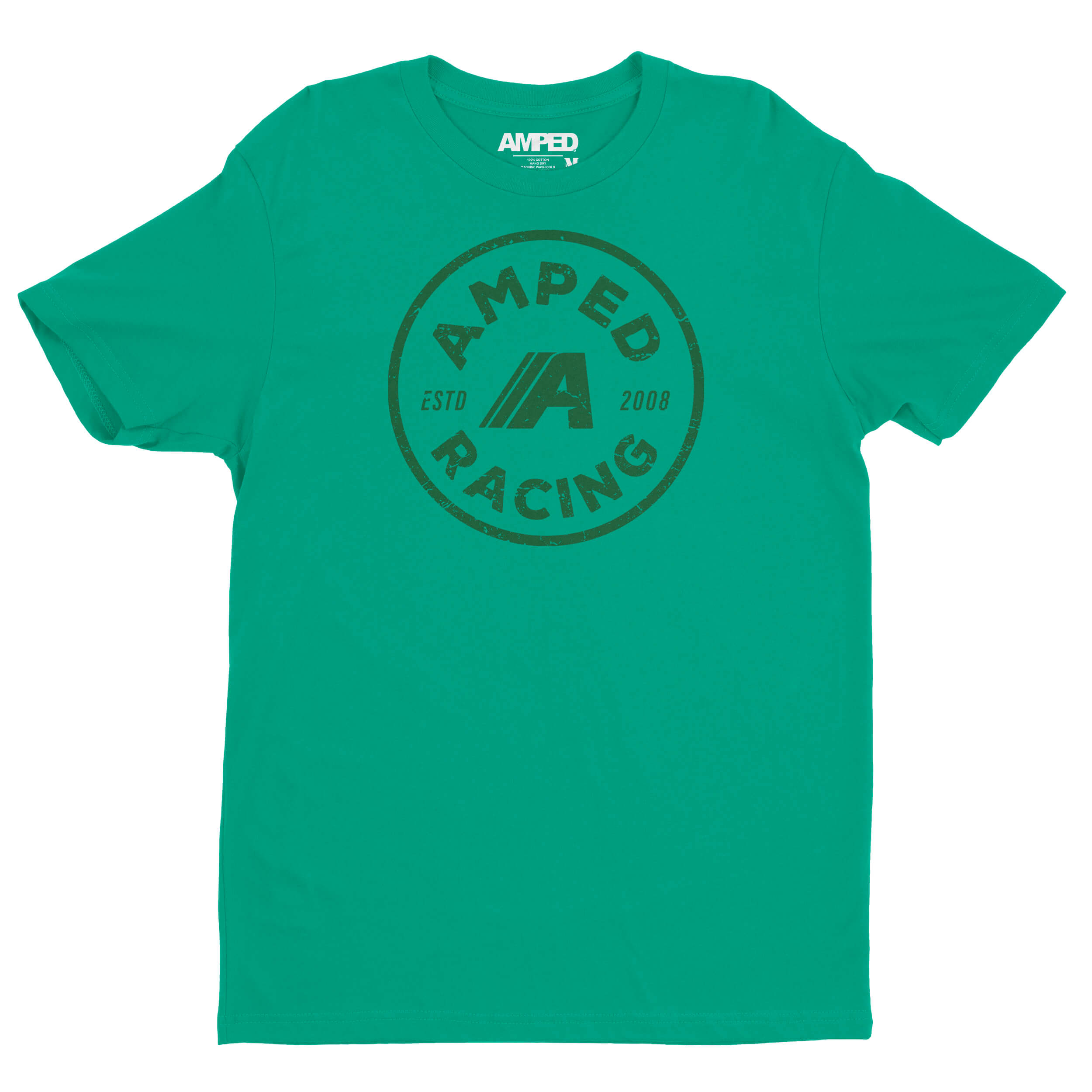 Tonal Tee / Kelly Green