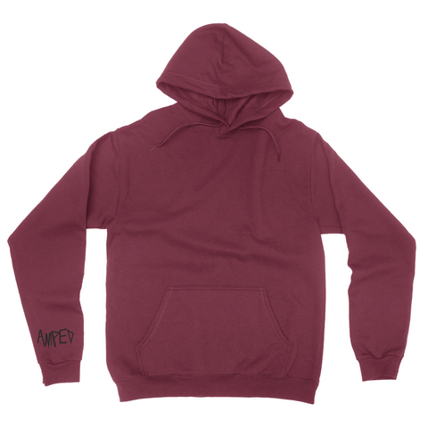 Foundation Hoodie / Merlot Exclusive