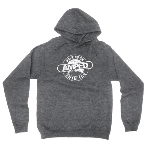 Too Thin Hoodie / Dark Heather Grey