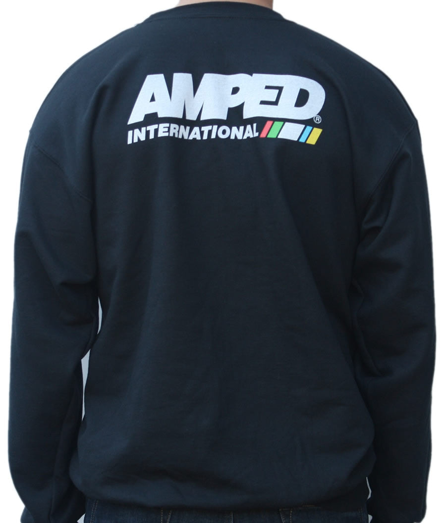 A3 Intl Crewneck / Black Sale