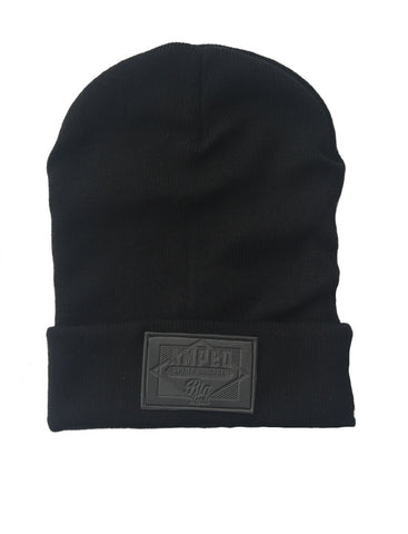 Boss Beanie in Black